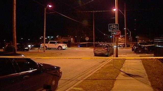 Fatal shooting 22nd Street
