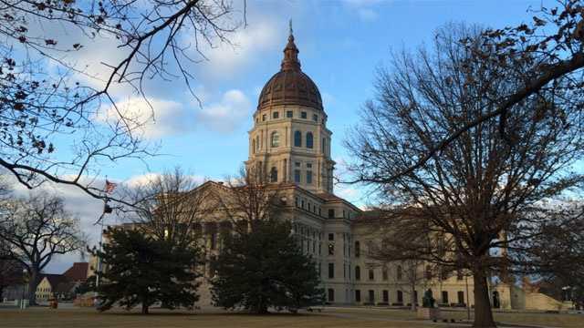 Image Kansas State House 1