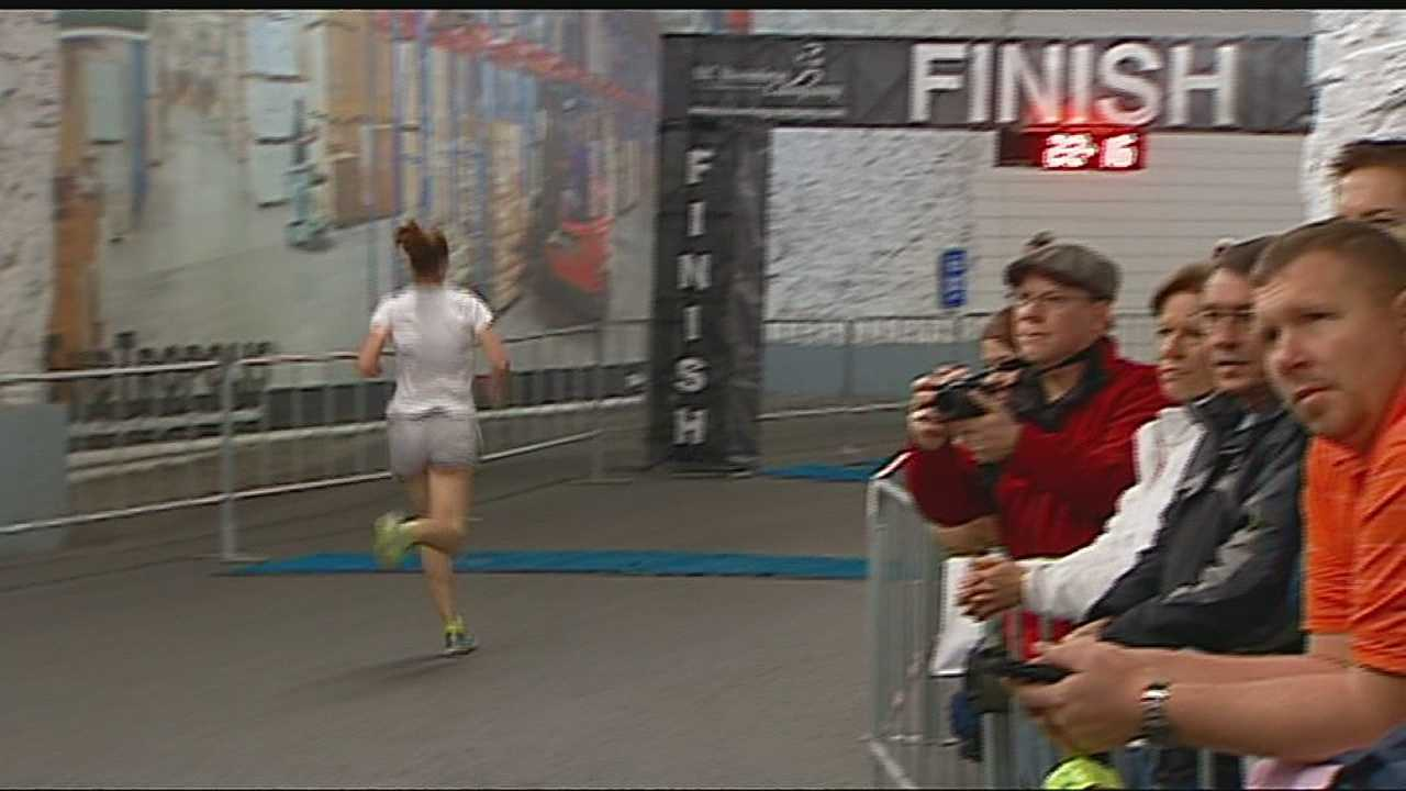 Now in its 32nd year, Kansas City's annual Groundhog Run let participants run a 5K or 10K late-January race in perfect temperatures.