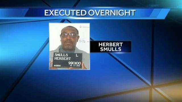 Herbert Smulls execution