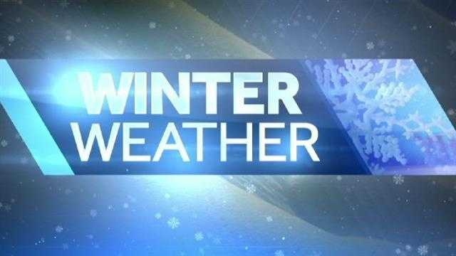 Winter weather, KMBC