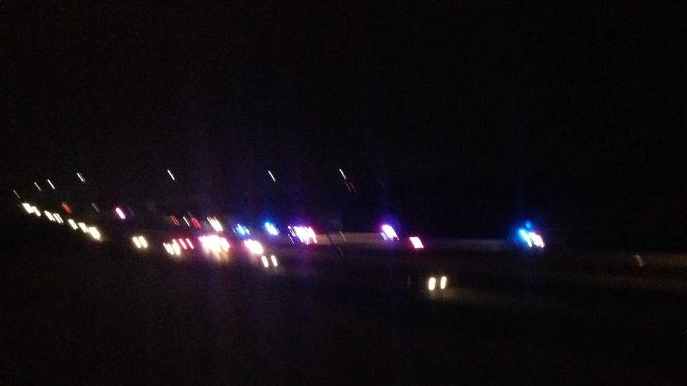 Person hit, killed on I-435 in Shawnee