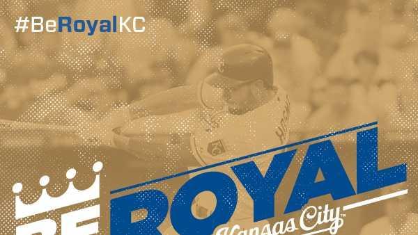 New Kansas City Royals slogan for 2014: 'Be Royal'
