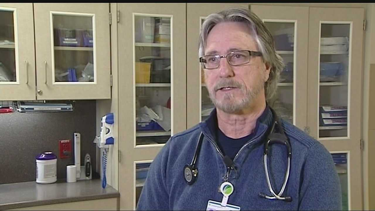 Doctors said they're concerned about people taking proper precautions before going out in tonight and tomorrow's dangerous cold, including the risk of putting on too many layers and not being aware of how cold your body is.