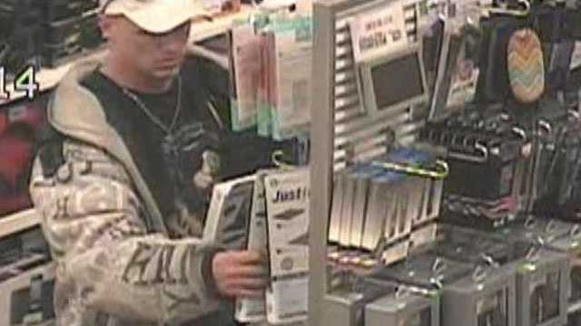 The 2nd male then entered the store, grabbed the staged merchandise and left without attempting to pay for the items which are valued at more than a thousand dollars. All three fled in a silver Ford Expedition with Missouri tags.