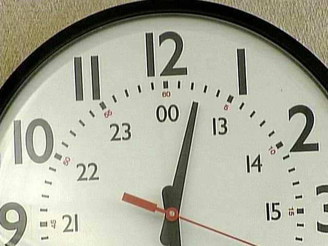 MARCH 9 - Daylight Saving Time begins. Spring forward!