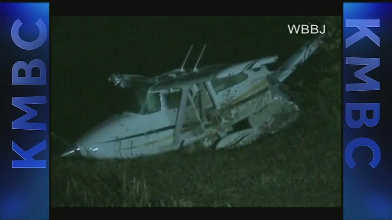 Image Tennessee plane crash