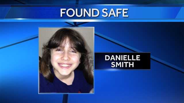 Image Danielle Smith missing endangered