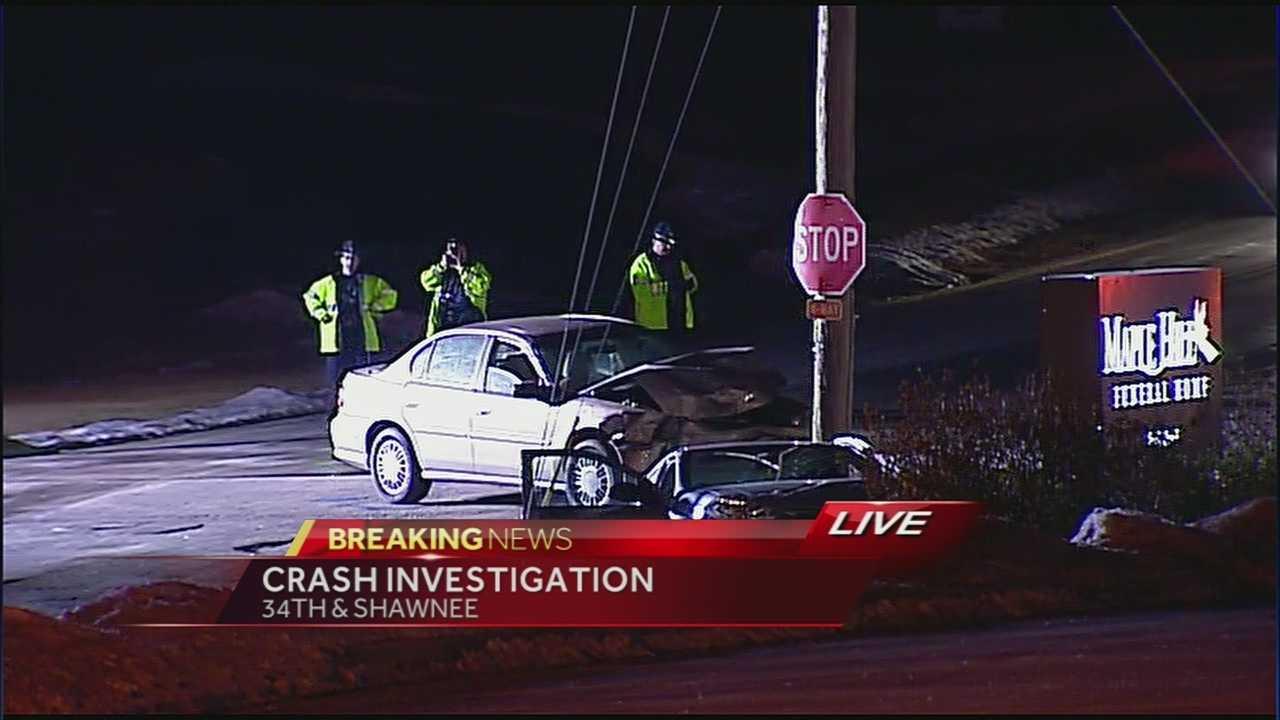 Image KCK Crash investigation