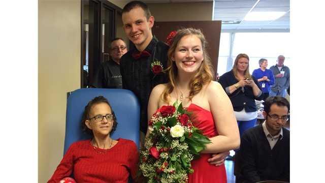 Image Hospice wedding