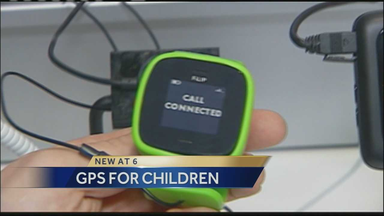 Parents seeking to keep track of their kids might get help from some new high-tech devices that can monitor a child's whereabouts or let he or she make an easy call for help.