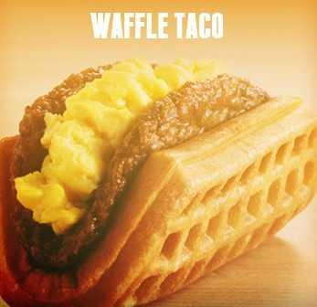 The Waffle Taco
