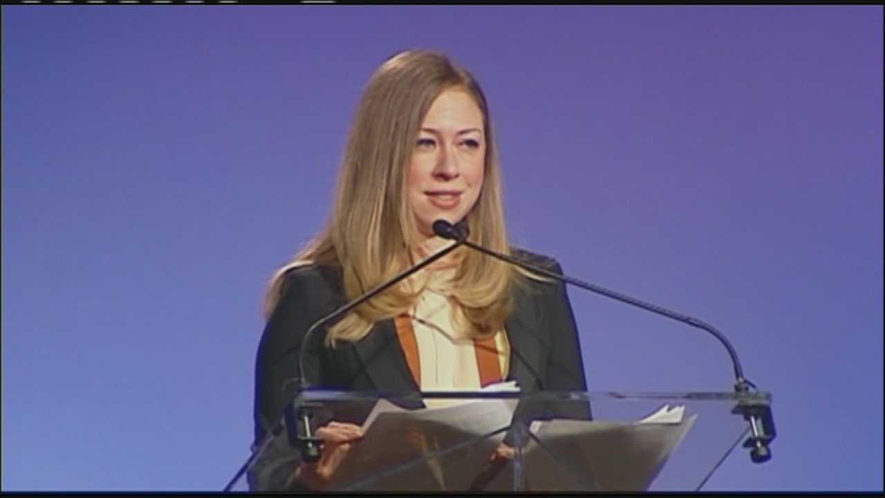 Image Chelsea Clinton