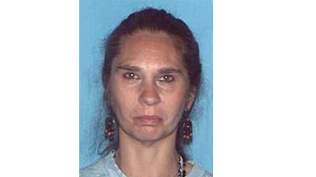 Image Missing woman Doreena Peters-Newton