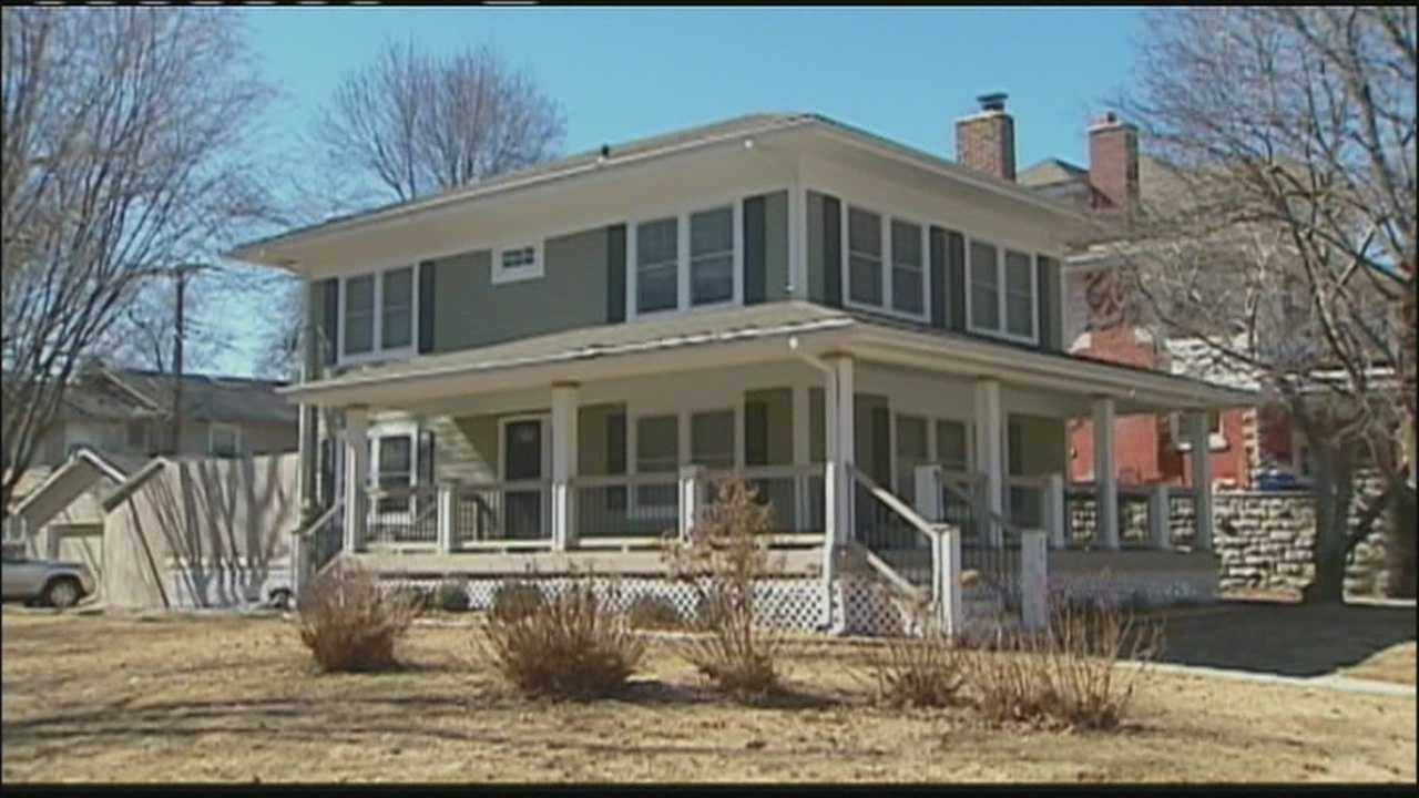 A popular show on HGTV is featuring a Brookside family as they search for a home.