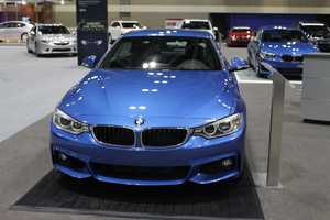 BMW 435i Convertible, fully loaded. The 2014 Greater Kansas City International Auto Show is going on now until Sunday, March 9.