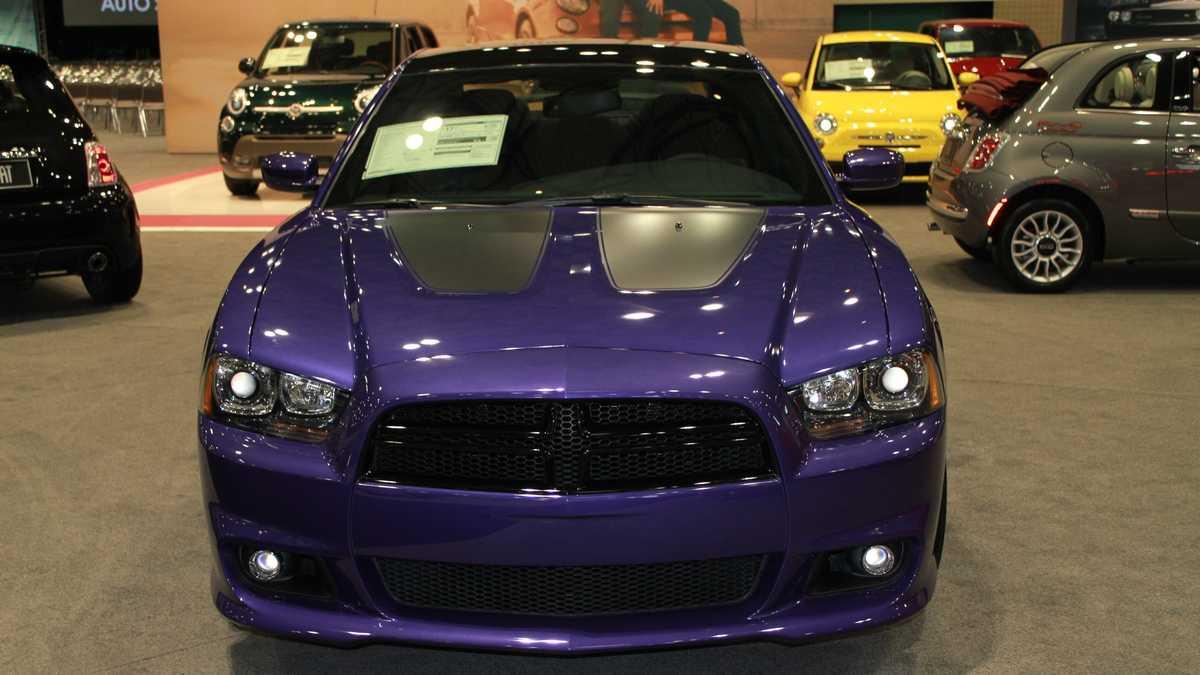 Bartle Hall Car Show