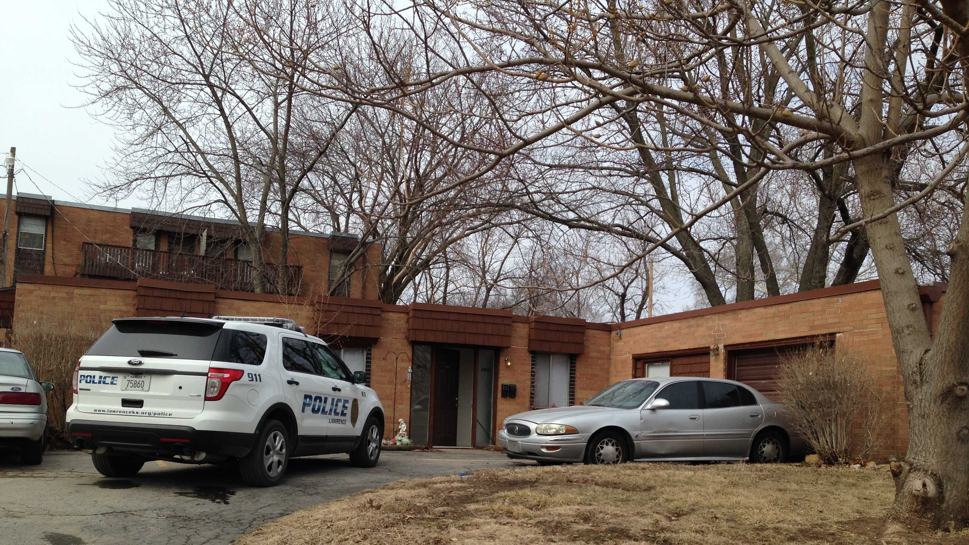 Homicide investigation in south central Lawrence