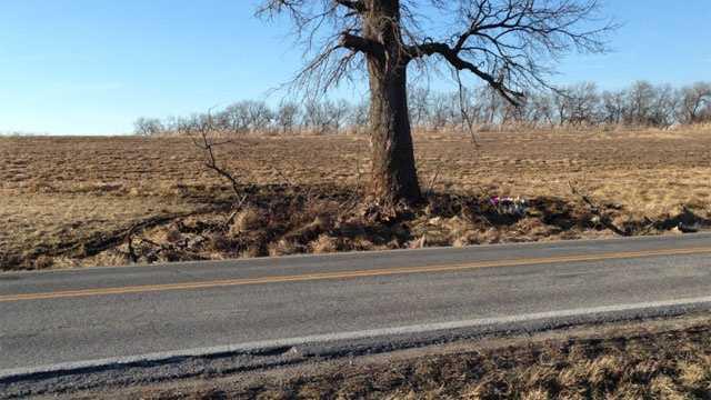 Image Pettis County crash scene