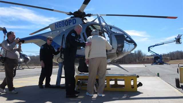 Image KCPD helicopter pioneer
