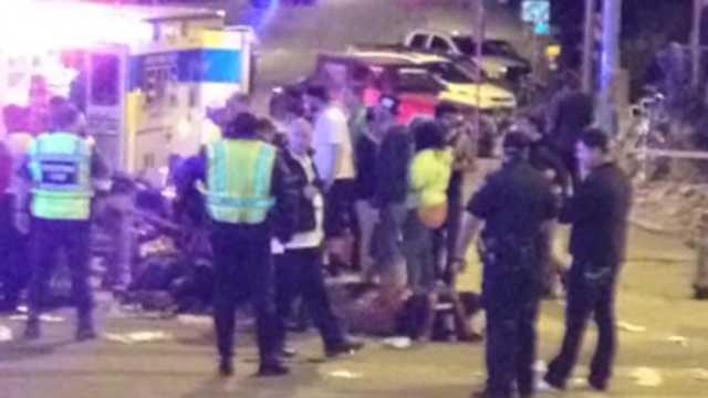 SXSW car deaths