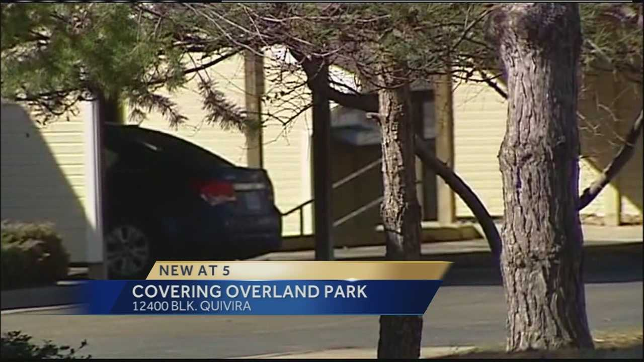 Police are investigating after a child was sexually assaulted while walking to a bus stop in Overland Park on Friday morning.