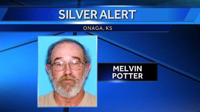 Image Silver Alert for Melvin Potter