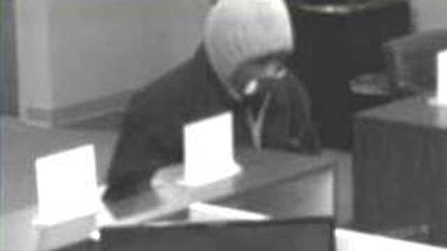 Image Shawnee bank robbery