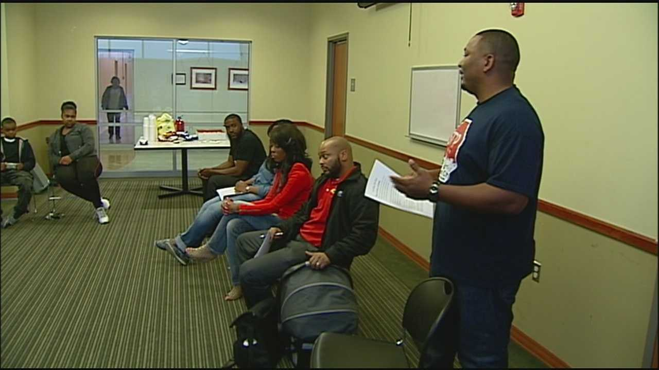 A new mentorship program by Stop the Violence KC aims to pair young people with positive role models who aim to help guide them toward smart choices.