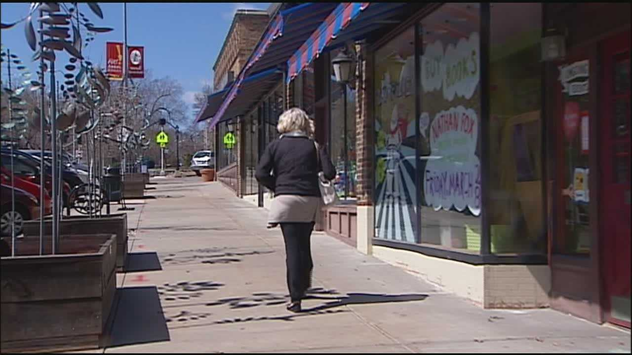 Big part of Brookside shopping district may get new owners