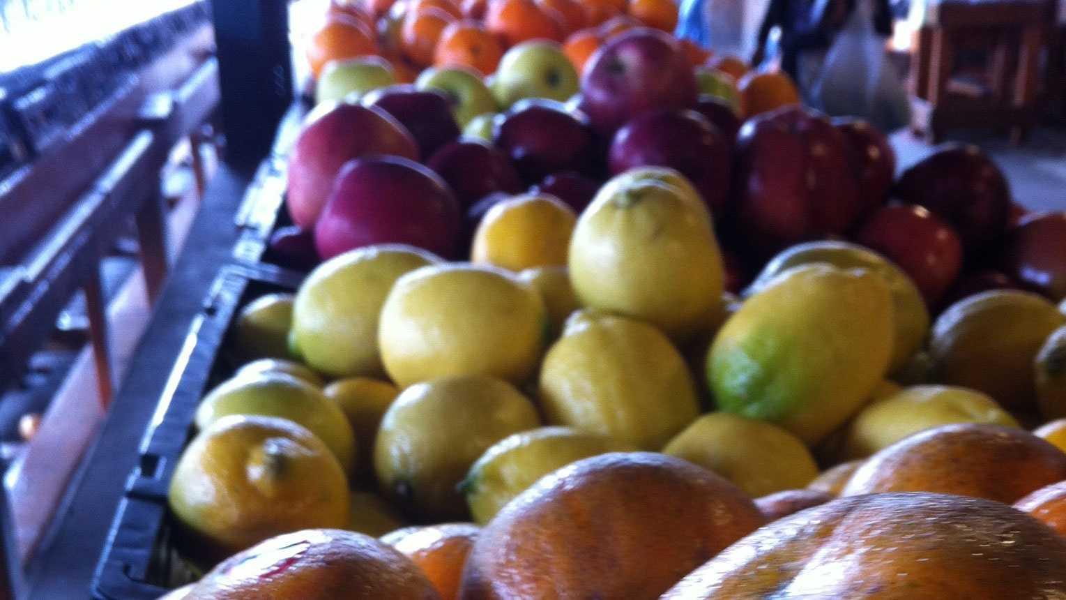 Generic fruit