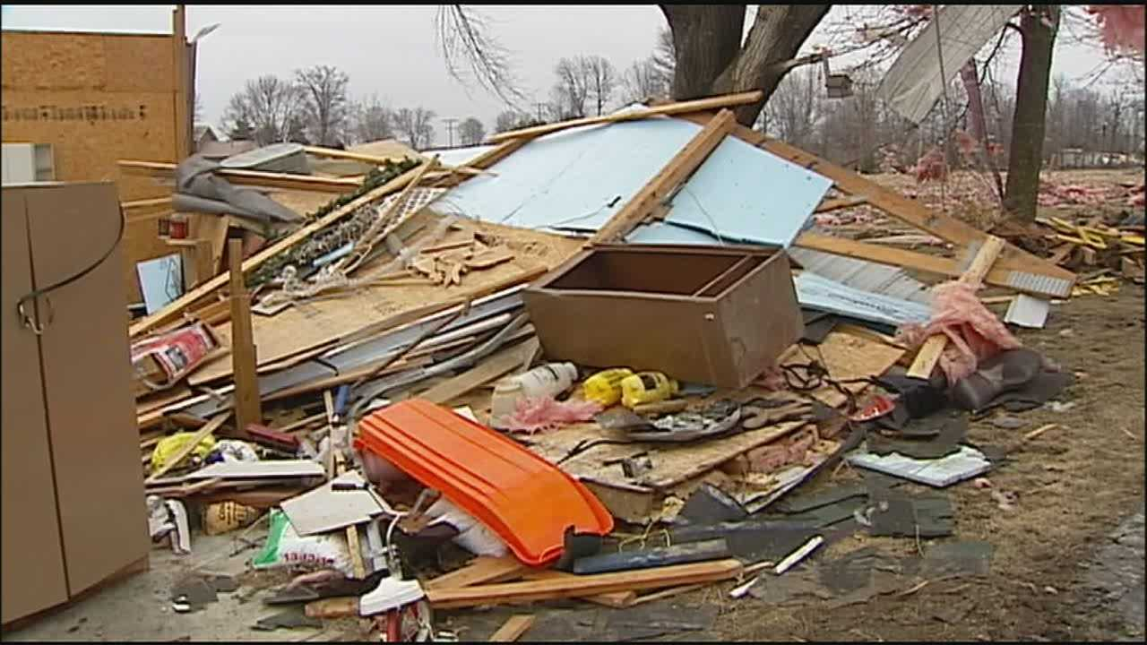 NWS crews survey Thursday's tornado damage, rate storms