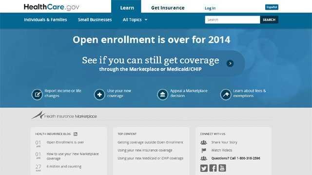 HealthCare.gov, 4-1-2014