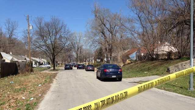 7100 Wayne Avenue, homicide