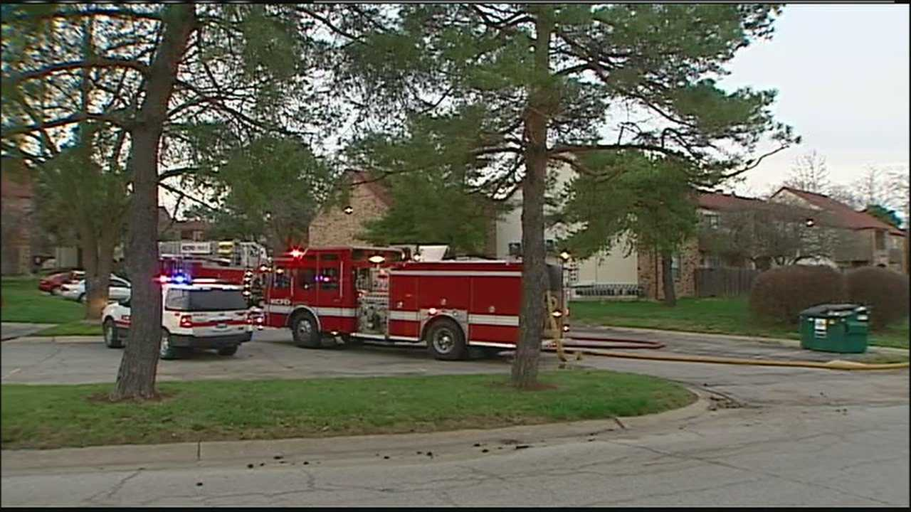Image Citadel apartment fire