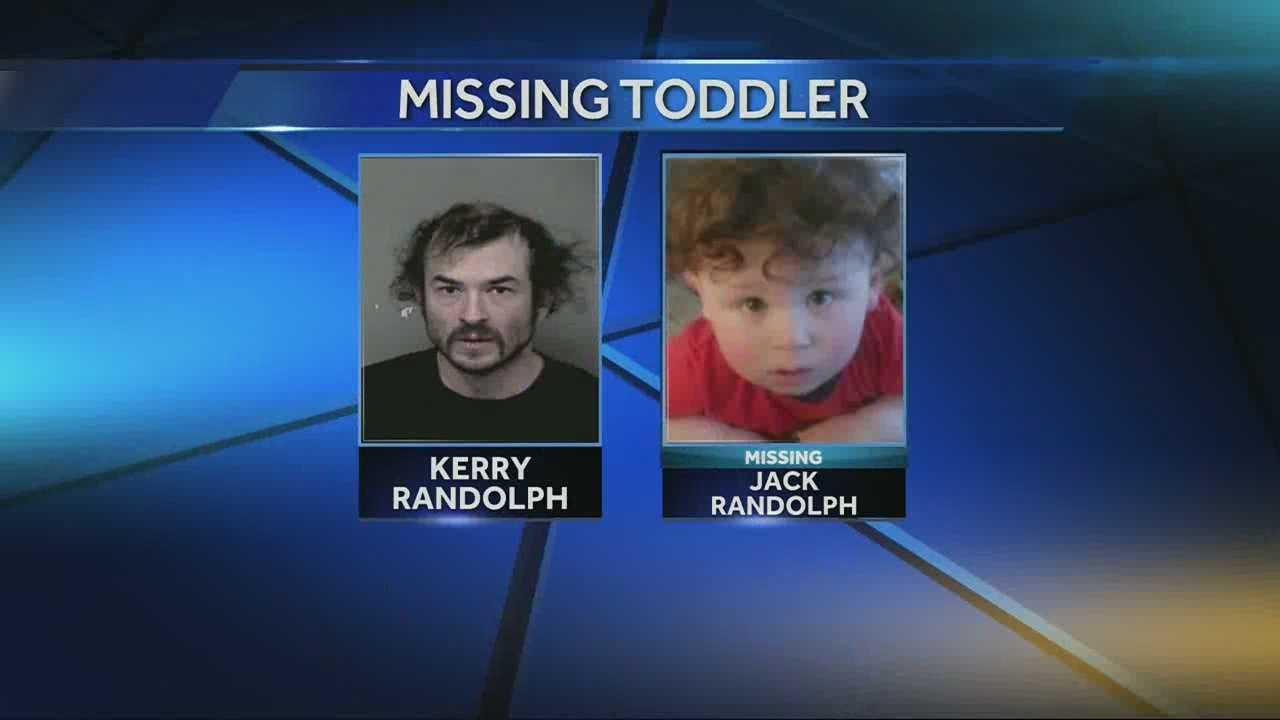 Police are searching for a missing 23-month-old and his father.