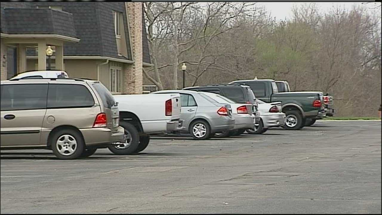 Image Gasoline thefts at northland apartment complex