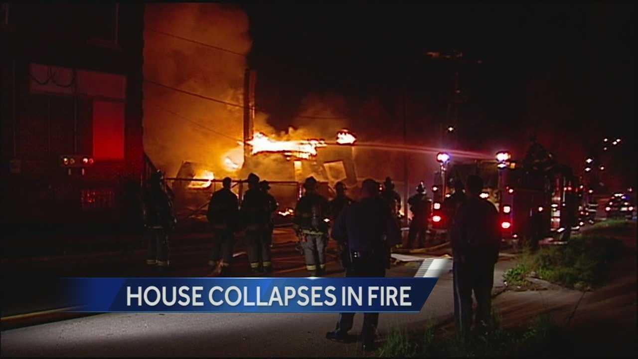 38th, Agnes house fire
