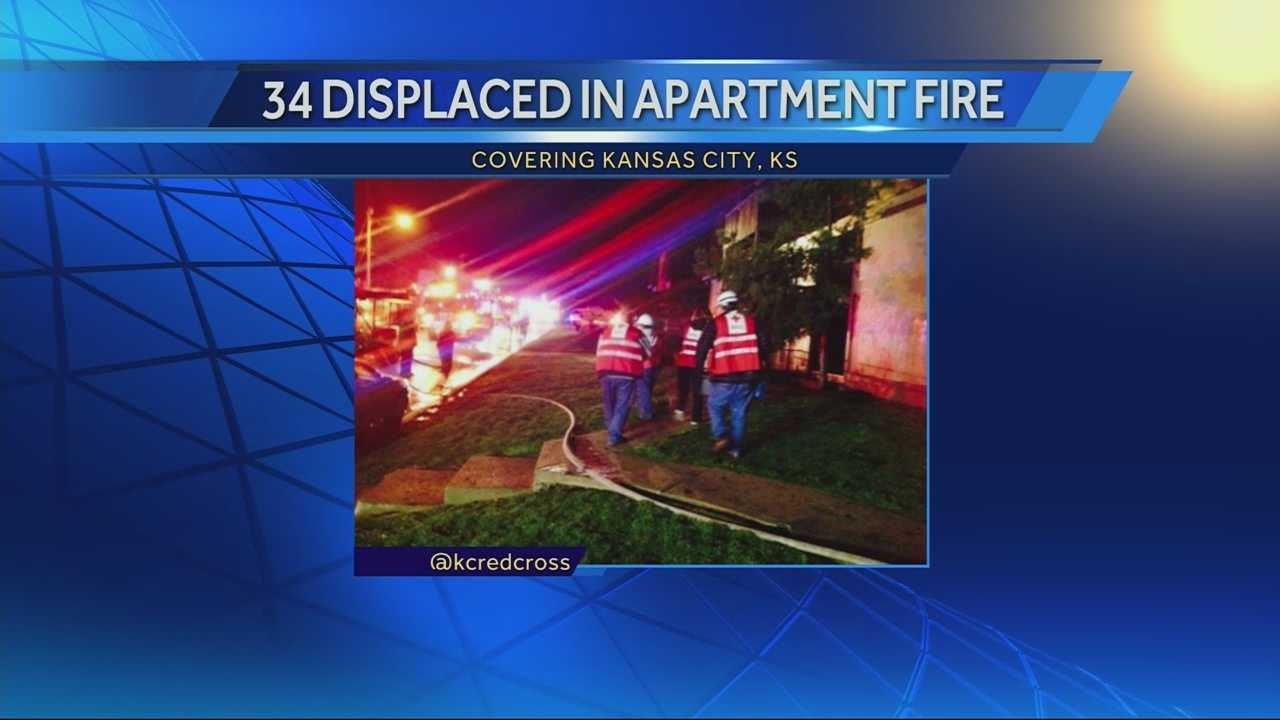 KCK apartment fire