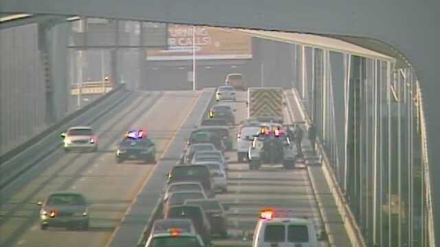 Broadway Bridge accident
