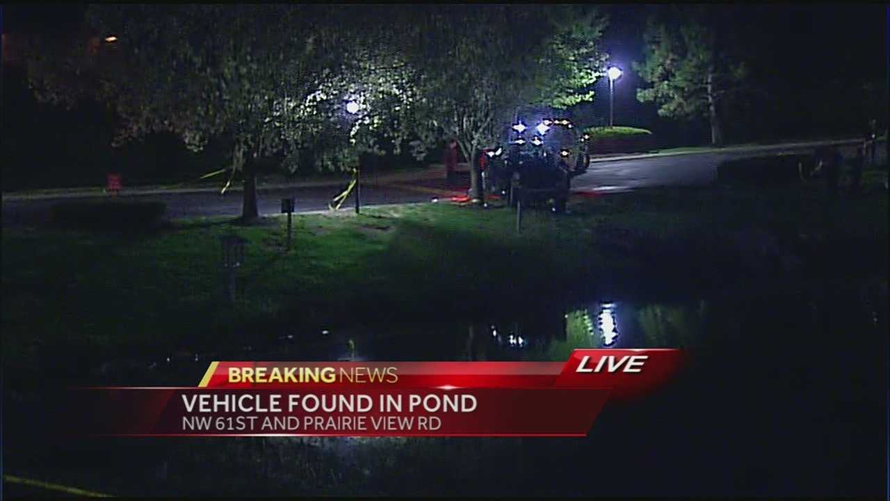 Image Body found in submerged car