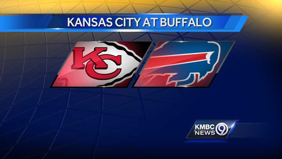 WEEK TEN: The Kansas City Chiefs will play the Bills in Buffalo on Sunday, Nov. 9 at noon.
