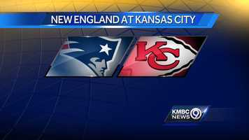 WEEK FOUR: The New England Patriots will play the Kansas City Chiefs at Arrowhead Stadium on Monday, Sept. 29 on ESPN's Monday Night Football. The game kicks off at 7:30 p.m.