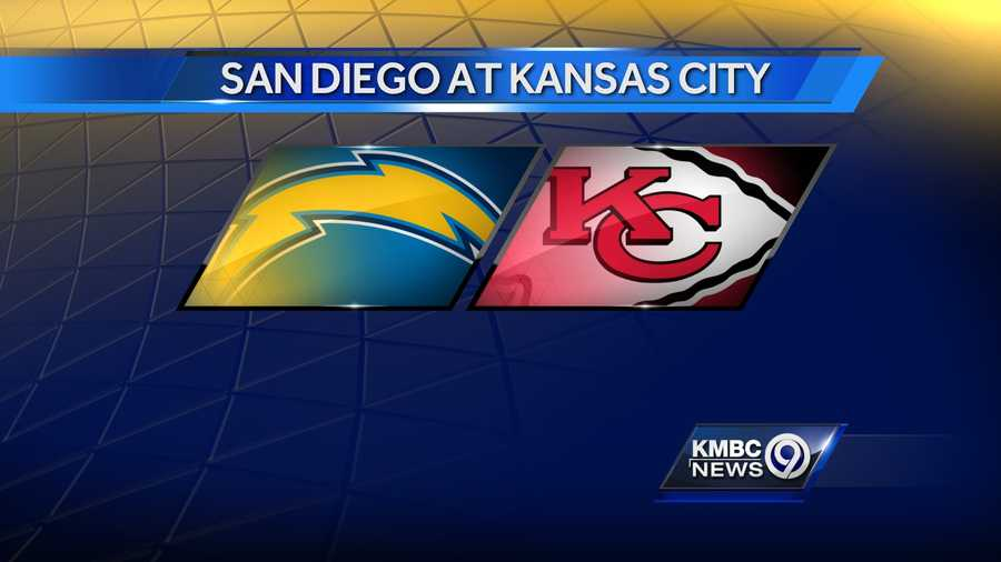 WEEK SEVENTEEN: The San Diego Chargers will play the Kansas City Chiefs at Arrowhead on Sunday, Dec. 28 at noon.