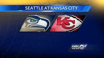 WEEK ELEVEN: The Super Bowl Champion Seattle Seahawks will play the Kansas City Chiefs at Arrowhead Stadium on Sunday, Nov. 16 at noon.