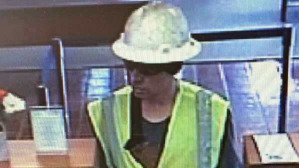First Federal Bank robbery - April 24, 2014 - Raytown