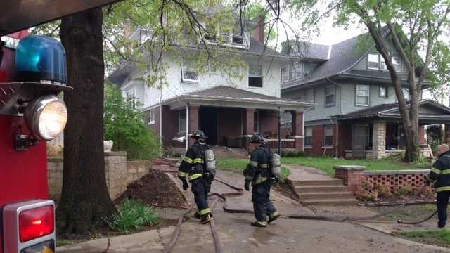 Article Charlotte house fire
