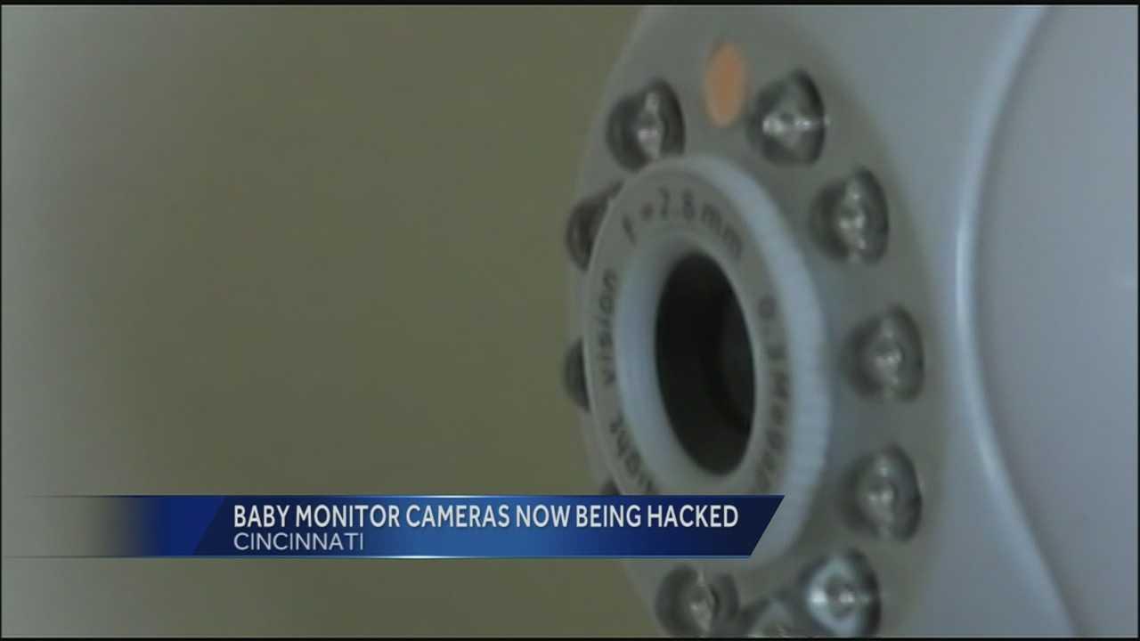 Baby monitor, hacking