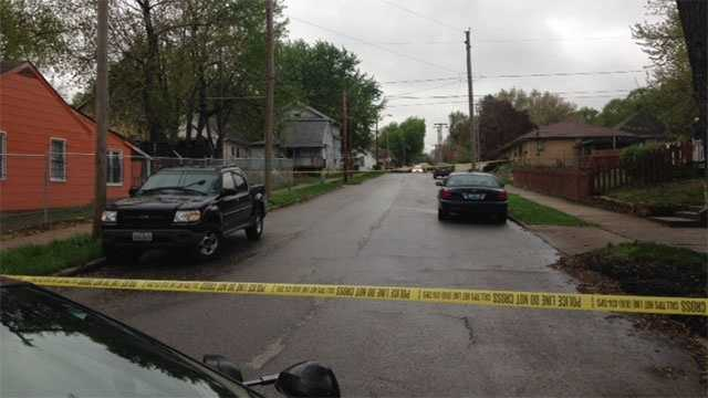1 dead in shooting at Thompson and Oakley