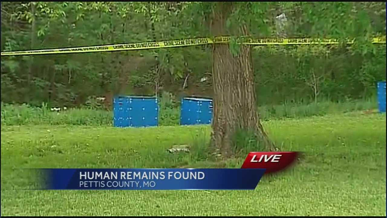 Human remains found at Sedalia trailer park